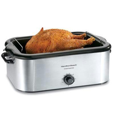 Hb 22 Qt. Roaster Oven