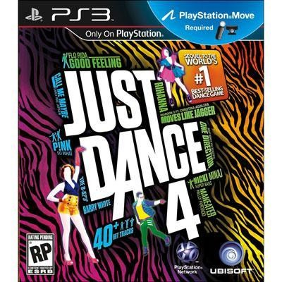 Just Dance 4 Ps3 Move