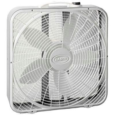 "20"" Premium Box Fan 3-speed"