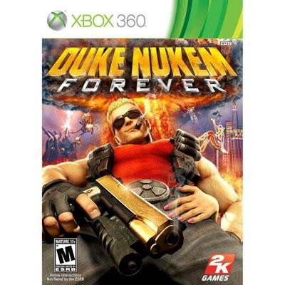 Duke Nukem Forever X360