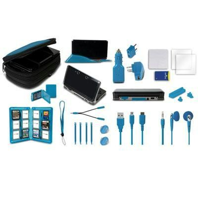 22 in1 Ultimate Pack 3DS Blue