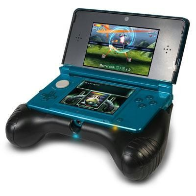 Power Grip for 3DS