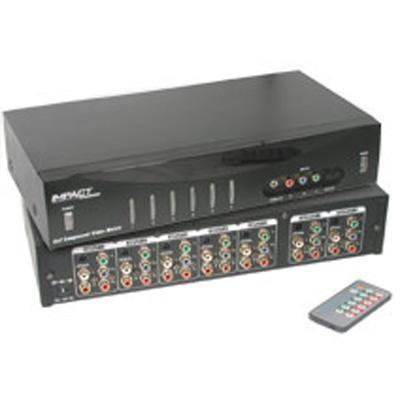 6x2 Component Vid Selector