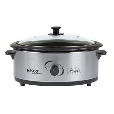 Nesco 6qt Pro Roaster Ss