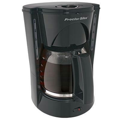 Ps 12 Cup Coffeemaker Black
