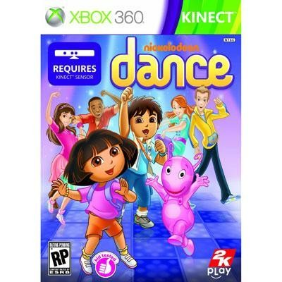 Nickelodeon Dance X360