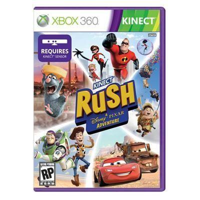 Pix Rush Xbox 360