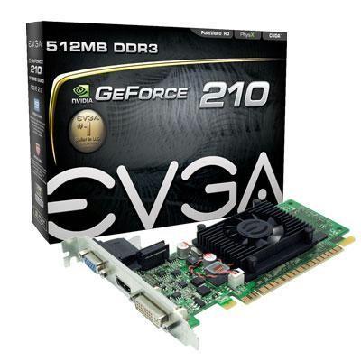 Geforce 210 512mb Ddr3