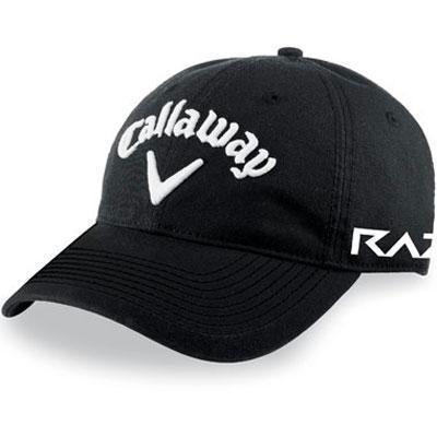CW Tour Lo Pro Hat Black