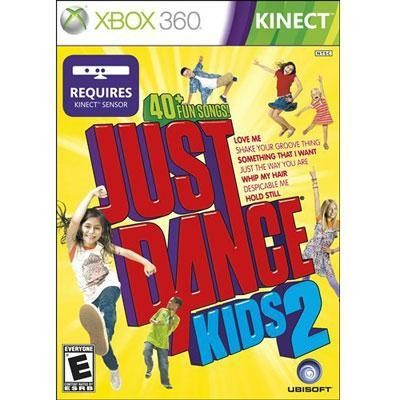 Just Dance Kids 2 X360 Kinect