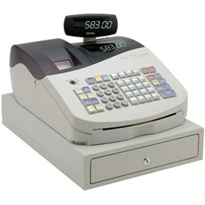 Alpha583cx Cash Register
