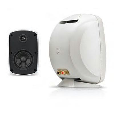 "4"" Outdoor Speaker White"