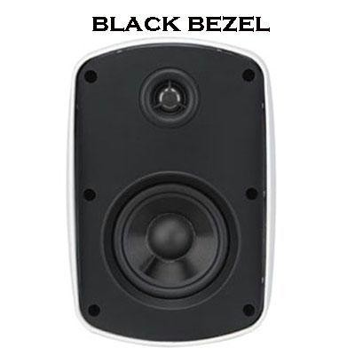 2-way Outdoor Speaker Black
