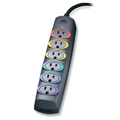 6 Outlet/fax/modem Surge