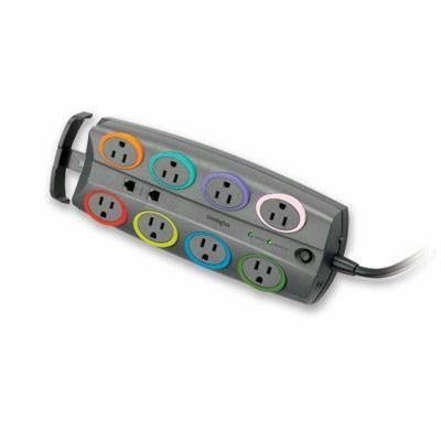 Smartsocket Surge Strip 8 Out