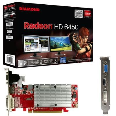 Radeon Hd6450 1gb Gddr3