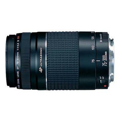 Telephoto Ef 75-300mm F/4-5.6