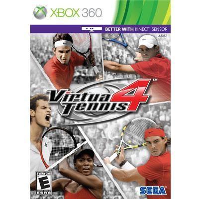Virtua Tennis 4  X360