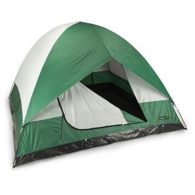 El Capitan 2 Pole Dome Tent