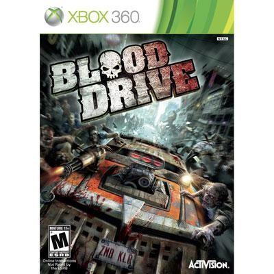 Blood Drive X360