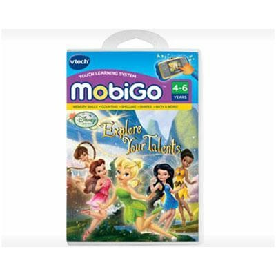 Mobigo Cartridge - Fairies