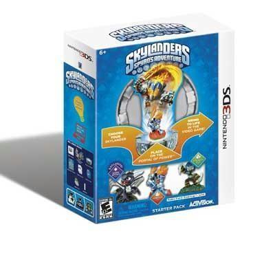 Skylanders Spyro\'s Starter 3DS