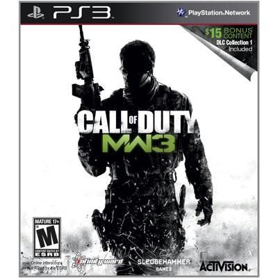 Cod Modern Warfare 3 Ps3 Dlc