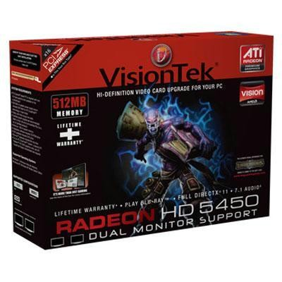 Radeon HD5450 PCIe 512MB