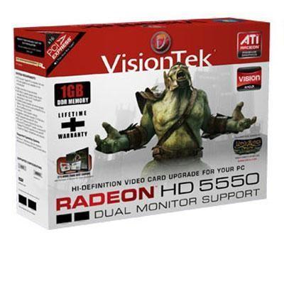 Radeon Hd5550 Ddr 1gb Pcie