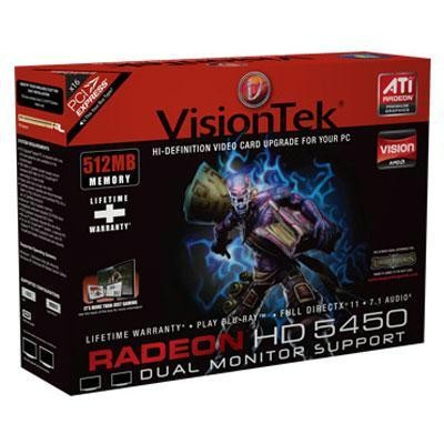 Radeon Hd5450 Pcie 512mb Ddr3