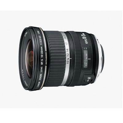 Ef-s 10-22mm Lens