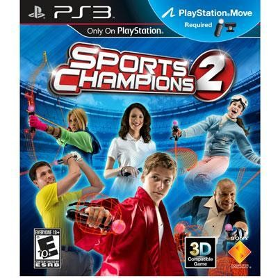 PS3 Sports Champions 2 Move