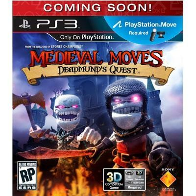 Mm: Deadmund's Quest Ps3 Move