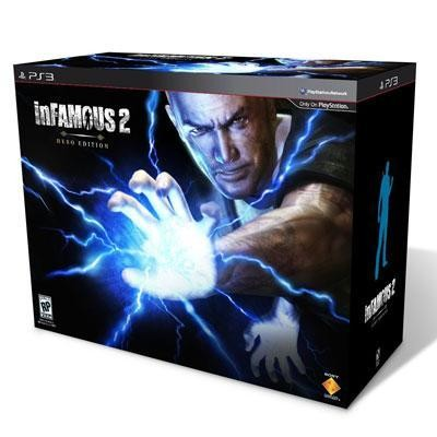 Infamous 2 Hero Edition  PS3