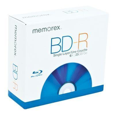 BD-R 5PK 6X 25GB silver WP