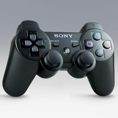 PS3 DualShock 3 Controller Blk