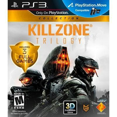 Killzone Trilogy Ps3