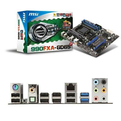ATX AM3 990FX DDR3