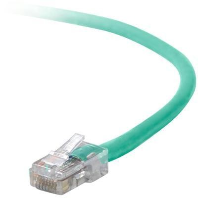 50' Cat5e Patch Cable- Green
