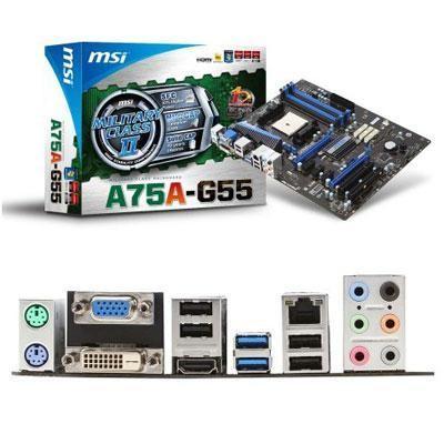 AMD A75 Socket FM1