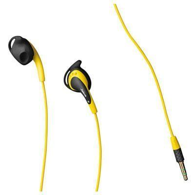 Active Yellow Corded Headset