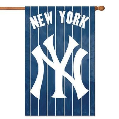 Yankees Applique Banner Flag