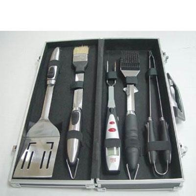 Grill Accessory Kit & Carrier