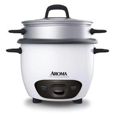 Rice Cooker 6c White