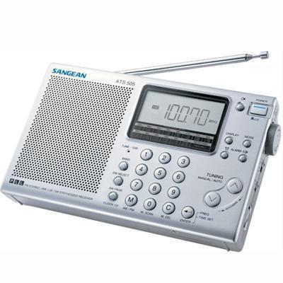 Am/fm Stereo Sw Radio W Ssb
