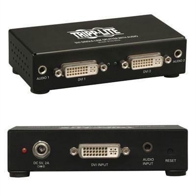 2-port Sl Dvi Video Splitter