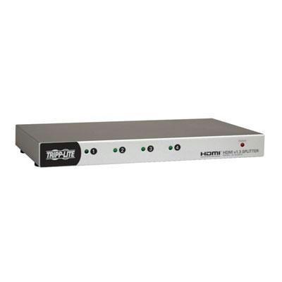 4-port Hdmi Splitter 4pt V1.3