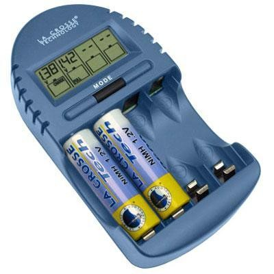 Lc Battery Charger Blue