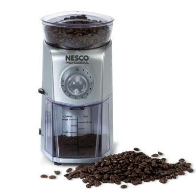 Nesco Pro Burr Coffee Grinder