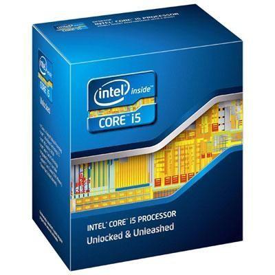 Core i5 2500K Processor